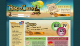 Bingo Chest - Online Bingo Website