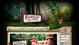 Fantasy Glades - Theme Park Website