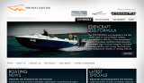 New Boat Sales - Website Design
