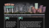 Poker City - Website Design