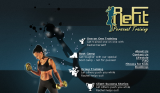 ReFit PT - Personal Training Website
