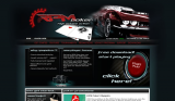RPM Poker - Website Design
